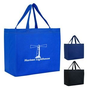 Heat Sealed Non-Woven Grande Tote Bag