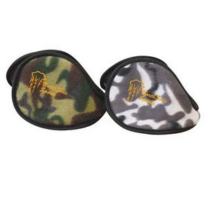 Assorted Camo Ear Muff Warmers