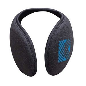 Black Ear Muff Warmers