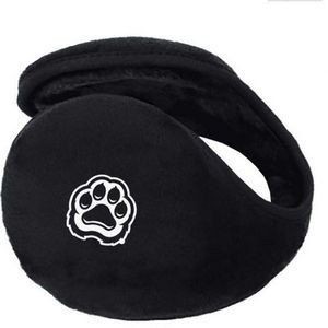 Fleece Behind the Head Earmuffs